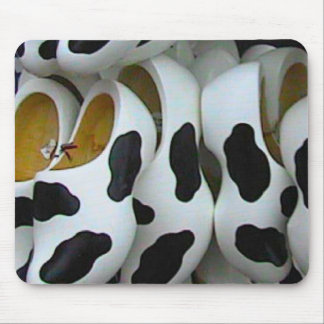 Mad cow feet ideal for mad cows mouse pads