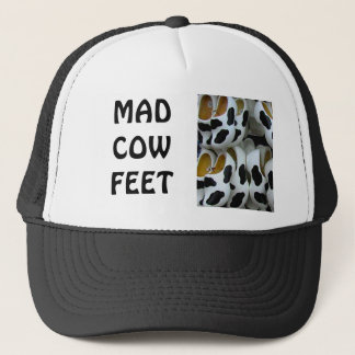 Mad Cow Feet, Trucker Hat