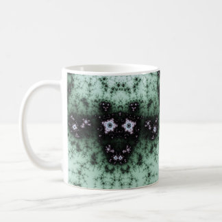 Mad Cow Fractal Coffee Mug