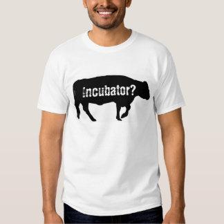 Mad Cow Incubator? Tee Shirts