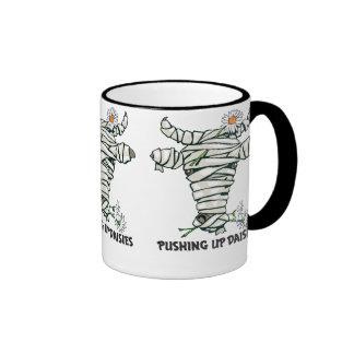 Mad Cow Mummy Coffee Mugs