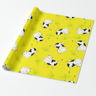Mad Cow Wrapping Paper