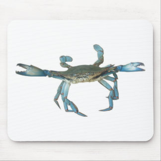 'Mad Crab' Mouse Pad