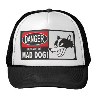 MAD DOG cap 001 Hats