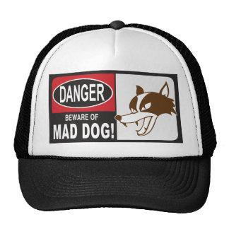 MAD DOG cap 002 Hat