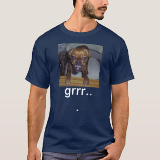 mad dog, grrr... T-Shirt