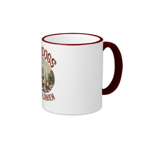 Mad Dogs & Englishmen Mug