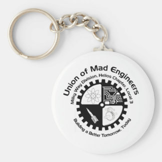 Mad Engineers Keychain