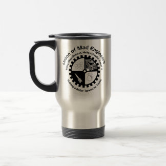 Mad Engineers Thermal Mug