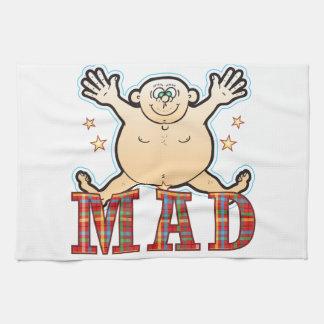 Mad Fat Man Kitchen Towel
