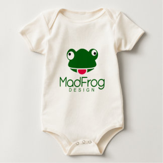 Mad Frog Design Baby Bodysuit
