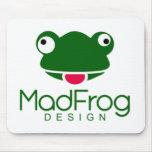 Mad Frog Design Mousepads