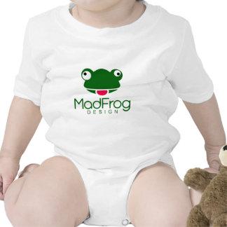 Mad Frog Design Bodysuits