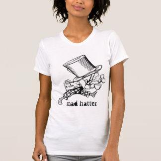 mad hatter alice wonderland tee shirts