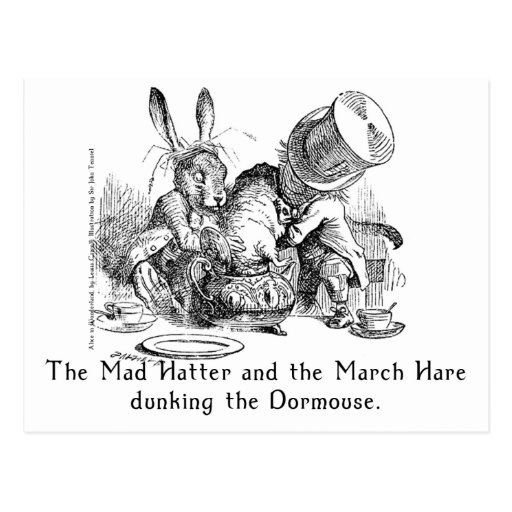 March Hare Quotes: Alice In Wonderland March Hare 1951 Cadillac