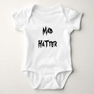 Mad Hatter Baby Bodysuit