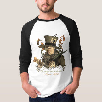 Mad Hatter (customize the date!) T-Shirt