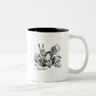 Mad Hatter, Dormouse and March Hare Mug