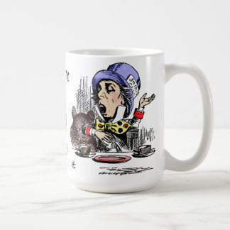 Mad Hatter Gift Mug