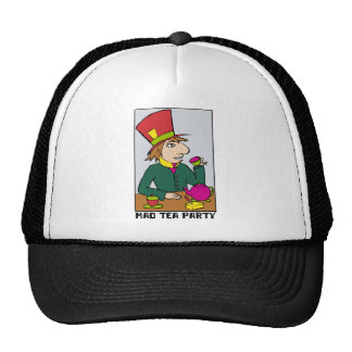 Mad Hatter Mad Tea Party Hat