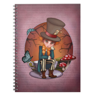 Mad Hatter Notebooks