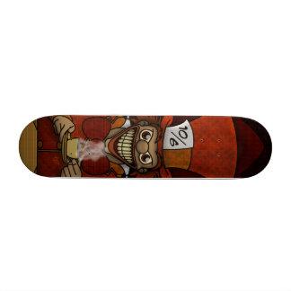 Mad Hatter Skateboard