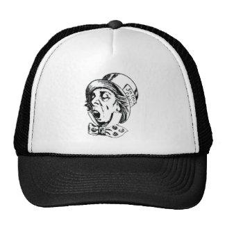 Mad Hatter Speech Trucker Hats