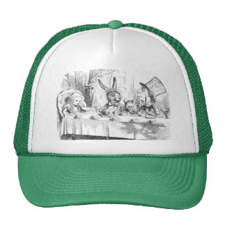 Mad Hatter Tea Party Trucker Hat