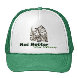 Mad Hatter Tea Society Hat