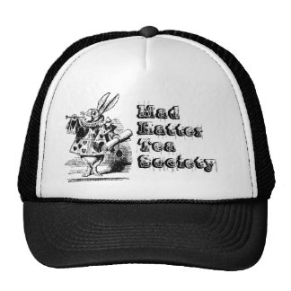 Mad Hatter Tea Society Cap