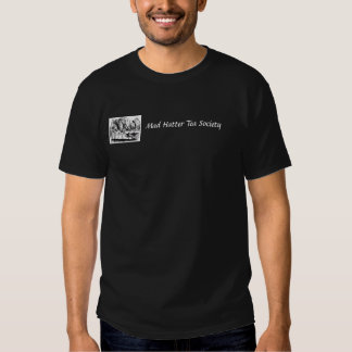 Mad Hatter Tea Society T Shirts