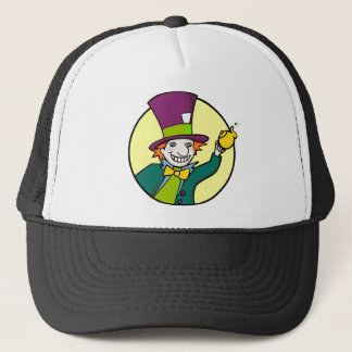 Mad Hatter Trucker Hat