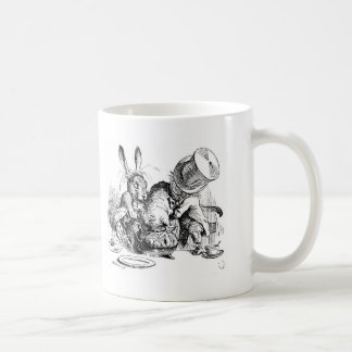 Mad Hatters Tea Party Dormouse Coffee Mug