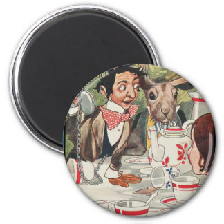 Mad Hatters Tea Party Magnet