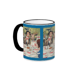 Mad Hatters Tea Party Mugs