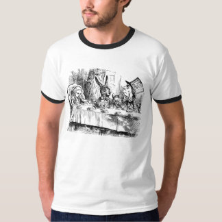 Mad Hatter's Tea Party T-Shirt