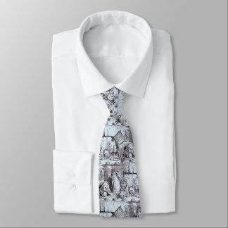 Mad Hatter's Tea Party Tie