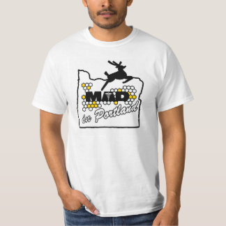 MAD in Portland Hat T-Shirt