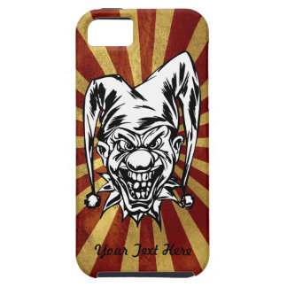 Mad Jester - Customize iPhone 5 Cover