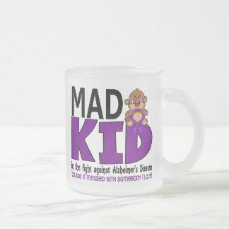 Mad Kid Alzheimers Disease Mugs