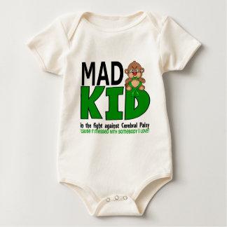Mad Kid Cerebral Palsy Bodysuits