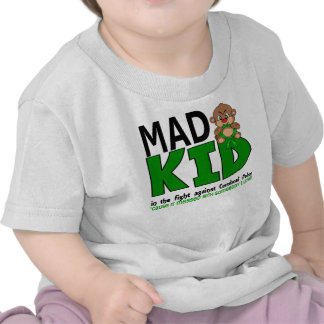 Mad Kid Cerebral Palsy Tee Shirts