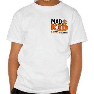 Mad Kid Leukemia Tshirts