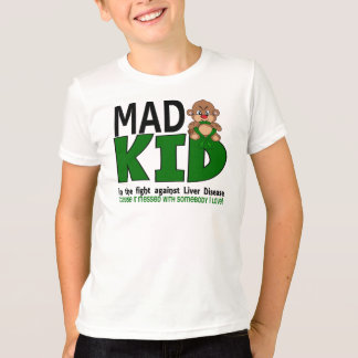 Mad Kid Liver Disease T-Shirt