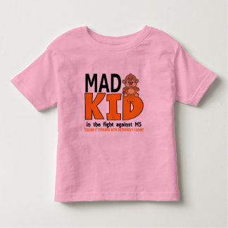 Mad Kid MS Toddler T-Shirt