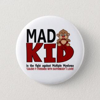 Mad Kid Multiple Myeloma 6 Cm Round Badge
