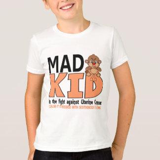 Mad Kid Uterine Cancer T-Shirt