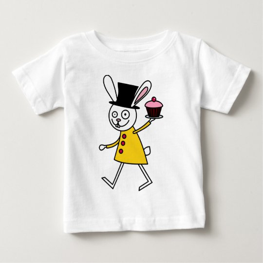 Mad March Hare Baby T-Shirt