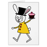 Mad March Hare Card