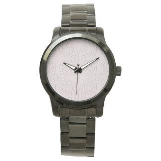 MAD MAREIKURA Always Oversized Black Bracelet Watch